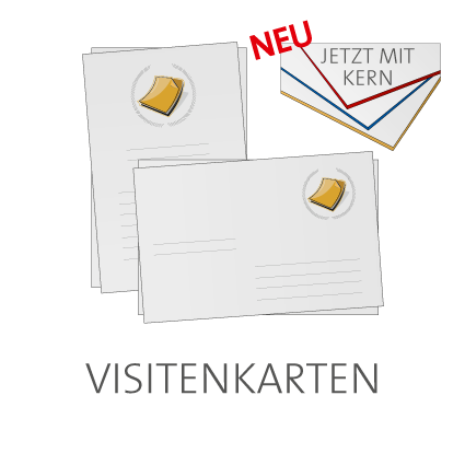 Visitenkarten online drucken lassen