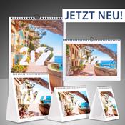 Kalender für das Jahr 2022 mit Druckvorlagen einfach gestalten