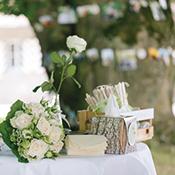Hochzeitsinspiration mit WIRmachenDRUCK