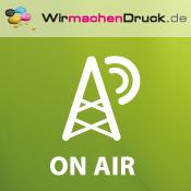 WIRmachenDRUCK im Radio
