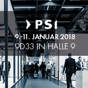 WIRmachenDRUCK auf der PSI-Messe 2018