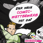 WIRmachenDRUCK Comic-Anthologie Teil 2