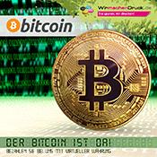 Bitcoin-Einführung bei WIRmachenDRUCK