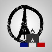 Schweigeminute f�r die Opfer von Paris