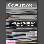 Cover f�r Whitepaper zum Thema Kataloge in der Druckversion