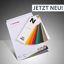 Briefpapier mit HKS-Sonderfarben