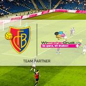 Sponsor des FC Basel 1893