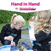 WIRmachenDRUCK unterstützt Hand in Hand für Kinder der Region e.V.