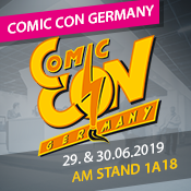 ComicCon Stuttgart 2019