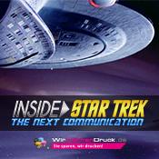 Inside Star Trek - WIRmachenDRUCK diskutiert mit