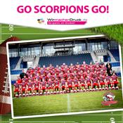Sponsoring Stuttgart Scorpions