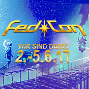 WIRmachenDRUCK sponsert die FedCon 2017
