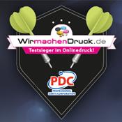 WIRmachenDRUCK sponsert die German Darts Masters