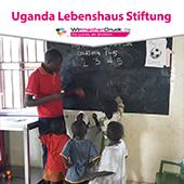 WIRmachenDRUCK unterstützt die Uganda-Lebenshaus-Stiftung