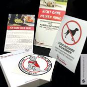 Drucksachen für Swiss HelpDogs