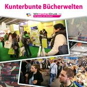 Der Rückblick auf die Frankfurter Buchmesse 2016 von WIRmachenDRUCK