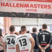 WIRmachenDRUCK unterstützt die DKMS Hallenmasters 2019
