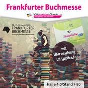 WIRmachenDRUCK auf der Frankfurter Buchmesse 2016
