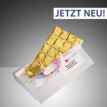 Schokoladen-Mailing