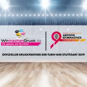 Druck-Partner der Turn-WM 2019