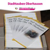 WIRmachenDRUCK unterstützt die Stadttauben Oberhausen