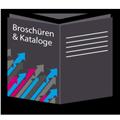 Broschüren und Kataloge