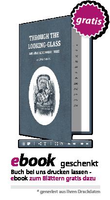 Buch bei xeaven.de drucken lassen - ebook gratis geschenkt dazu