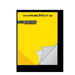 Durchschreibesätze in vielen verschiedenen Größen kaufen und kostenlos bestellen bei der Online Druckerei machflyer aus Mainz.