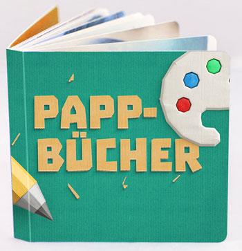 Ihr Buch aus Pappe bei www.deine-hausdruckerei.de günstig drucken lassen