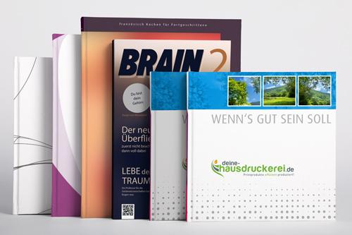 Ihr Buch und Ihre Bücher bei www.deine-hausdruckerei.de günstig drucken lassen