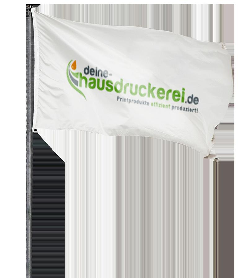 Flaggen drucken lassen bei www.deine-hausdruckerei.de in Göppingen