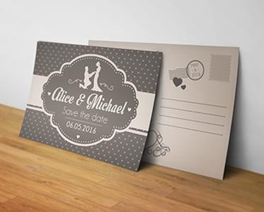 Postkarten günstig drucken lassen bei deiner-hausdruckerei.de