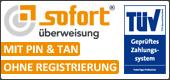Druckerei TipTopdruck.de - sofortüberweisung.de